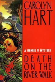 DEATH ON THE RIVER WALK by Carolyn Hart