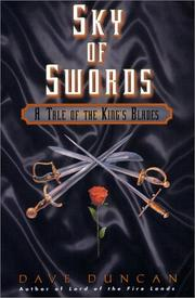 SKY OF SWORDS by Dave Duncan