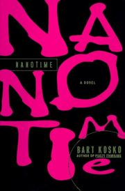 Cover art for NANOTIME