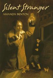 SILENT STRANGER by Amanda Benton