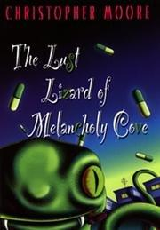 Book Cover for THE LUST LIZARD OF MELANCHOLY COVE