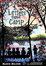 Cover art for LETTERS FROM CAMP