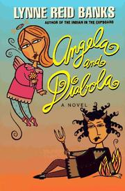 ANGELA AND DIABOLA by Lynne Reid Banks