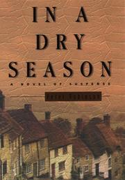 Cover art for IN A DRY SEASON