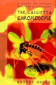 Book Cover for THE CALCUTTA CHROMOSOME
