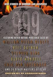 Book Cover for 999