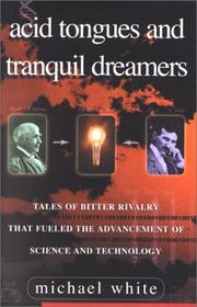 Book Cover for ACID TONGUES AND TRANQUIL DREAMERS