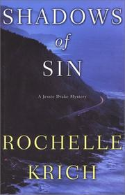 SHADOWS OF SIN by Rochelle Krich