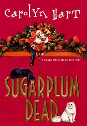 SUGAR PLUM DEAD by Carolyn Hart
