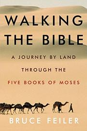 Cover art for WALKING THE BIBLE