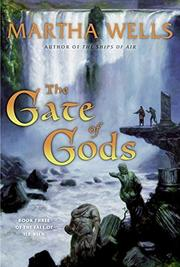Cover art for THE GATE OF GODS