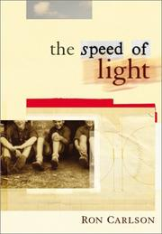 THE SPEED OF LIGHT by Ron Carlson