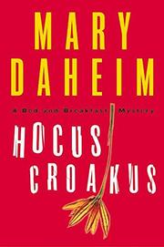 HOCUS CROAKUS by Mary Daheim