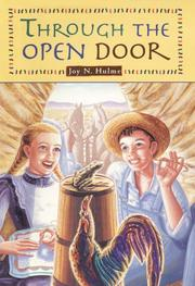 THROUGH THE OPEN DOOR by Joy N. Hulme