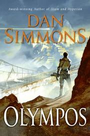 Book Cover for OLYMPOS