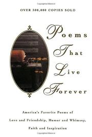 POEMS THAT LIVE FOREVER by Hazel- Ed. Felleman