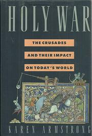 Cover art for HOLY WAR