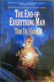 Book Cover for THE END-OF-EVERYTHING MAN