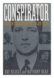 CONSPIRATOR by Ray Bearse