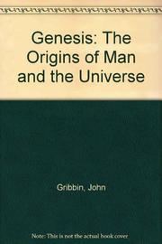 GENESIS by John Gribbin