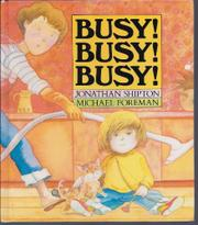 Cover art for BUSY! BUSY! BUSY!