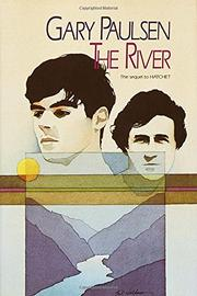 Cover art for THE RIVER