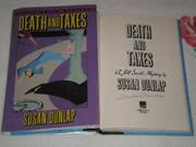 DEATH AND TAXES by Susan Dunlap