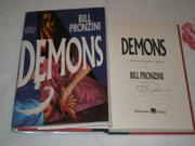 DEMONS by Bill Pronzini