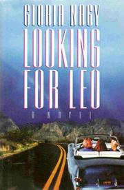 LOOKING FOR LEO by Gloria Nagy