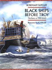 Cover art for BLACK SHIPS BEFORE TROY