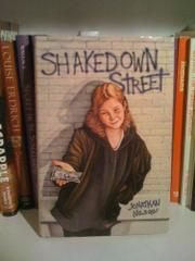 SHAKEDOWN STREET by Jonathan Nasaw