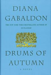 Cover art for DRUMS OF AUTUMN