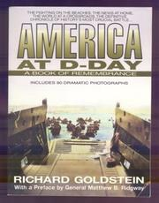 AMERICA AT D-DAY by Richard Goldstein