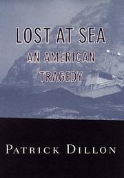 LOST AT SEA by Patrick Dillon