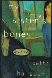 Cover art for MY SISTER'S BONES