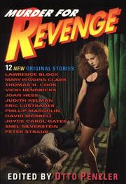 MURDER FOR REVENGE by Otto Penzler