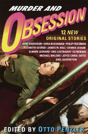 MURDER AND OBSESSION by Otto Penzler