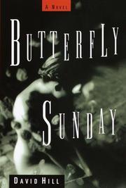 BUTTERFLY SUNDAY by David Hill