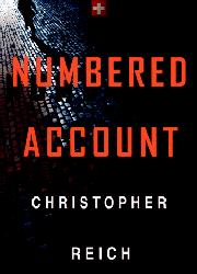 Book Cover for NUMBERED ACCOUNT