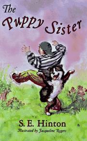 Book Cover for THE PUPPY SISTER