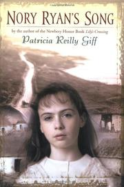 NORY RYAN'S SONG by Patricia Reilly Giff