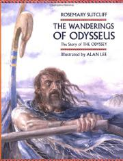 Cover art for THE WANDERINGS OF ODYSSEUS