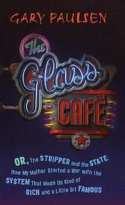 Book Cover for THE GLASS CAFE