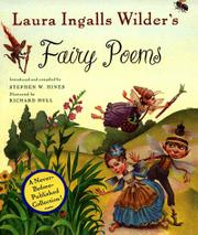 Cover art for LAURA INGALLS WILDER'S FAIRY POEMS