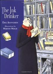THE INK DRINKER by Éric Sanvoisin