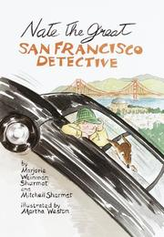 Cover art for NATE THE GREAT, SAN FRANCISCO DETECTIVE