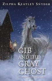 Cover art for GIB AND THE GRAY GHOST