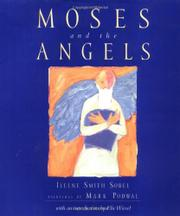 Cover art for MOSES AND THE ANGELS