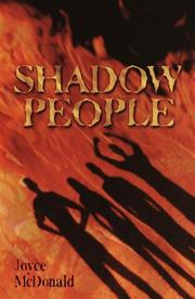 Cover art for SHADOW PEOPLE