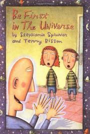Cover art for BE FIRST IN THE UNIVERSE